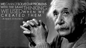 Einstein Thinking