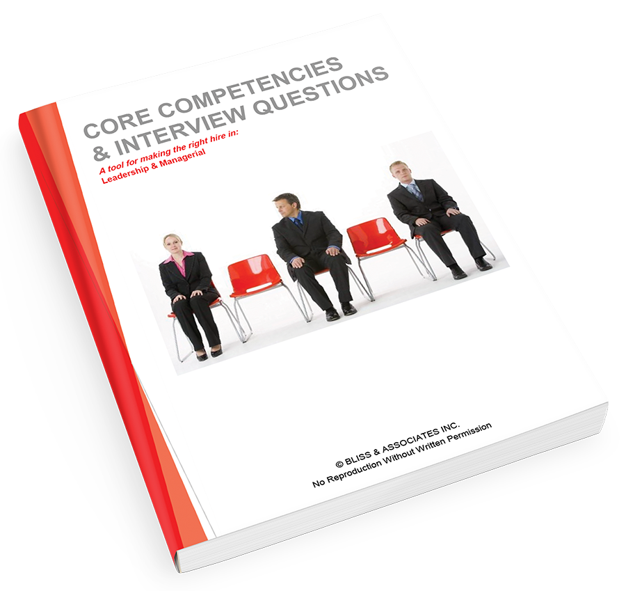 Core Competencies & Interview Questions - Leadership & Managerial