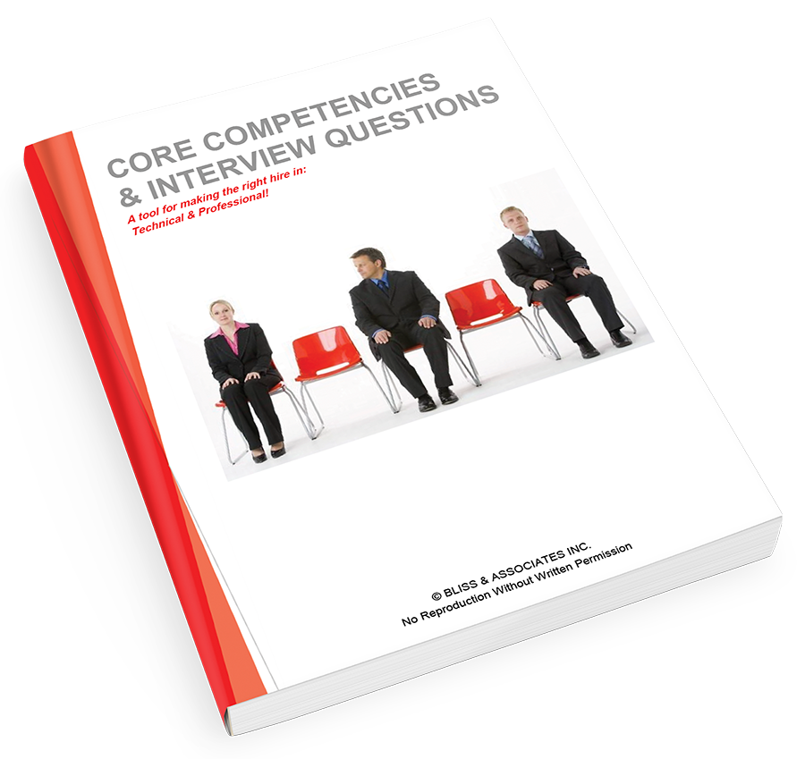 Core Competencies & Interview Questions - Technical & Professional