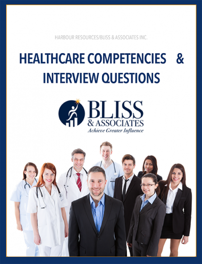 Core Competencies & Interview Questions – Healthcare Positions